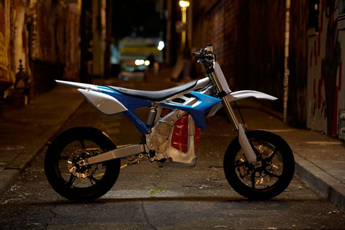 BRD RedShift electric motorcycle duo awaits your pre-order, offers real-life Excitebike next year