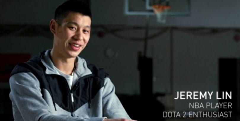 NBA's Jeremy Lin: 'Dota is a way of life'