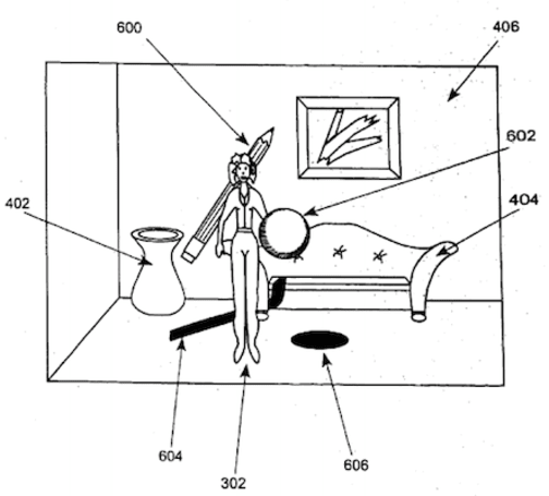 Sony makes a patent move for Kinect style controller