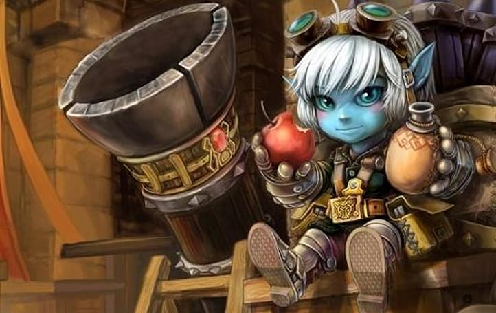 The Summoner's Guidebook: Is League of Legends' grind too much for a competitive game?