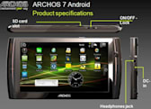Archos Home Slate set to grace CeBIT with its family-friendly presence