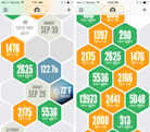 Daily iPhone App: Argus fitness app uses the M7 to track your steps