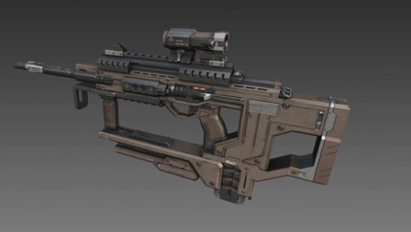 DUST 514 dev blog showcases new assault weapons
