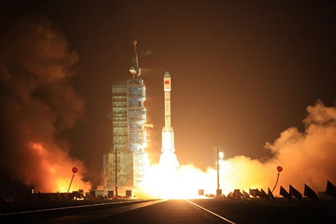 China planning manned mission to its own space station, didn't want to be on the ISS anyway