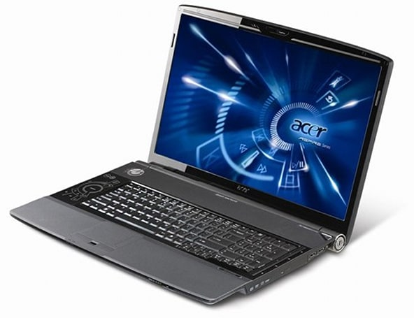 Acer trots out Aspire 8930, 6930, 5735 and 4730 laptops