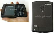 EFO turns its BlackBerry-like iPazzPort into a Skype handset (video)