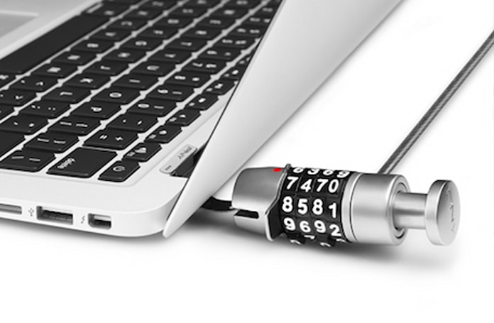 PNY ThinkSafe MacBook Locking System: Perfect for those MacBooks without Kensington lock slots