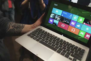 Asus Tablet 810 Hands-on