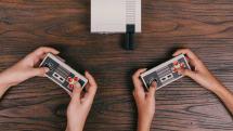 任天堂 NES Classic 的用户有升级无线手柄的选项了!