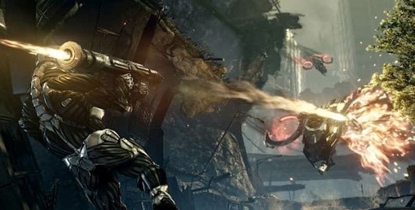 Crysis 2 offers double XP this weekend for ambitious nanosoldiers