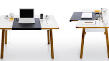 Engadget Giveaway: win a studio desk, courtesy of Bluelounge!
