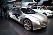 Mercedes-Benz F 125! looks like the future, runs on hydrogen