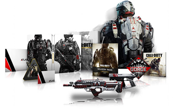 Activision reveals Call of Duty: Advanced Warfare special editions