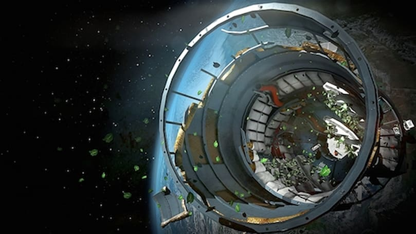 505 Games publishing Adrift, Three One Zero's trip to space gone wrong