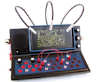 The CellularRecombomat: a cellular automata video synth that plays itself