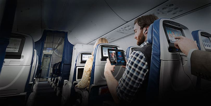 Delta's new iPad app lets you watch movies, shows on flights