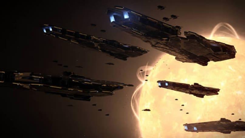 Frontier teases Elite: Dangerous trailer, gives away old-school Elite for Mac