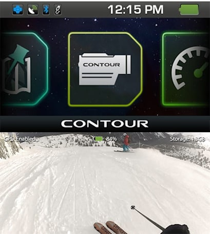 Recon Instruments partners with Contour, makes MOD Live into ski slope viewfinder