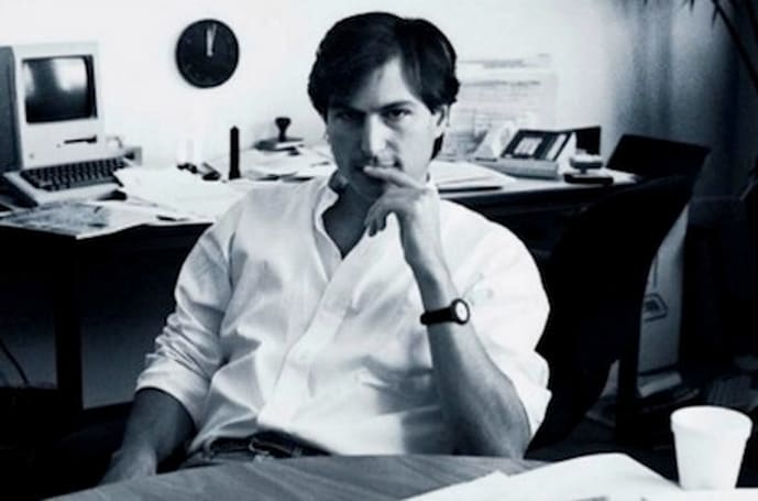 In 1983 speech, Steve Jobs alluded to the iPad, Siri, the App Store, mainstream Internet connectivity, Google Maps and more
