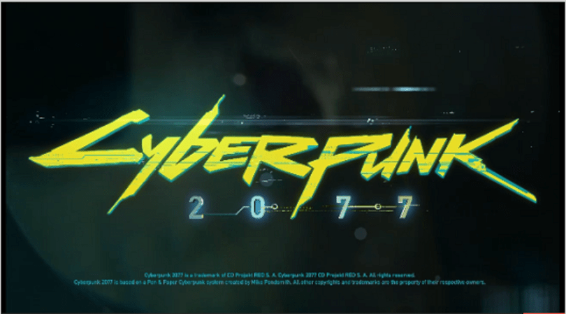 CD Projekt RED's 'Cyberpunk' now 'Cyberpunk 2077'