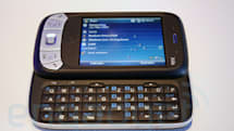 Hands-on with O2's Xda terra