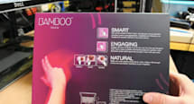Wacom Bamboo multitouch tablet found at Best Buy, unboxed on video
