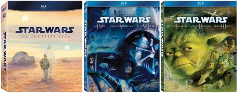 Star Wars Blu-ray deleted scenes revealed (video)