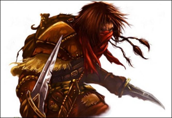 Ask a Lore Nerd: And two stealthed rogues