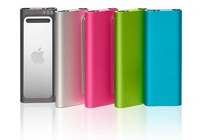 Apple announces cheaper, more colorful iPod shuffle, new Special Edition