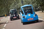 Autocar takes Gordon Murray's T.25 and T.27 city cars for a spin, gives us its impressions