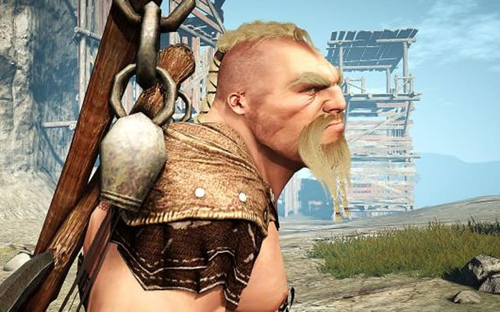 Black Desert starts its first closed beta on October 17th