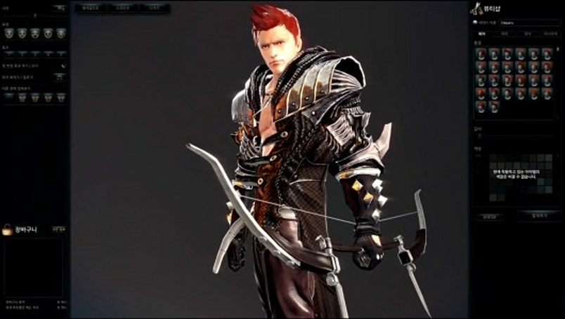 Pew pew more: A sneak peek at Vindictus' newest archer