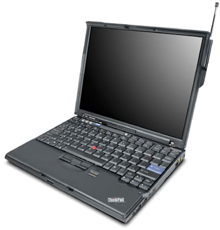 Lenovo's ThinkPad X61, X61s and X61 tablet PC get official