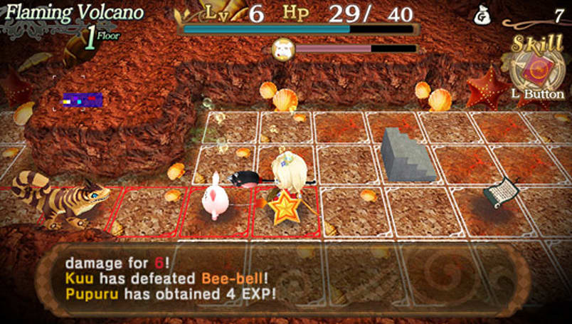 Sorcery Saga battles the curry gods in Europe this month on Vita