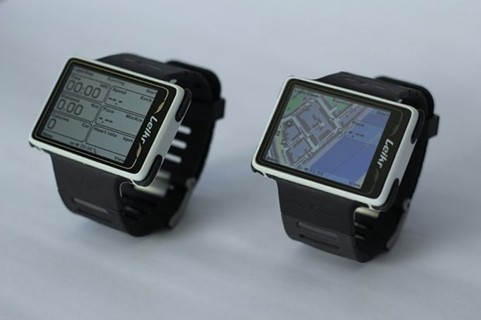 Insert Coin: Leikr GPS sports watch has 2-inch screen, ex-Nokia engineers on its side