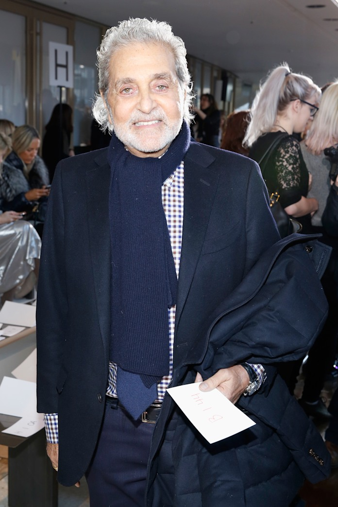Legendary shoe designer Vince Camuto passes away at 78