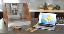 Desktop construction gets a boost from the compact Nomad CNC machine