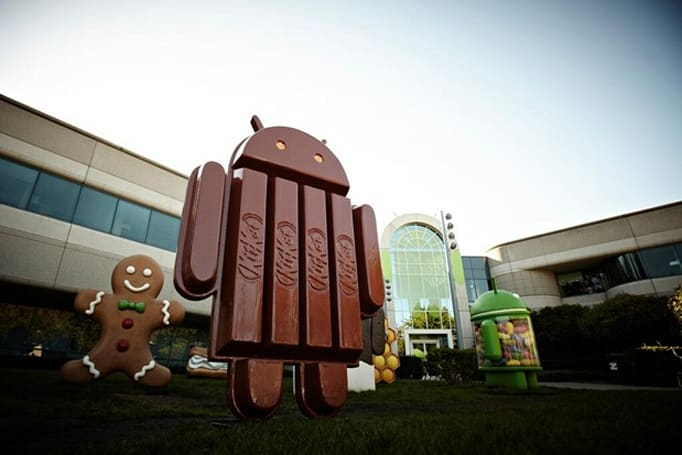 Android powers four in every five smartphones thanks to growth in China