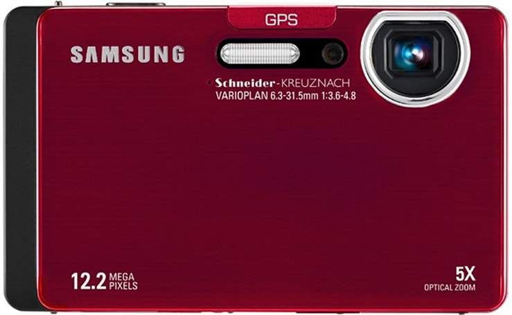 Samsung crams WiFi, GPS and Bluetooth 2.0 into well-specced CL65 point-and-shoot