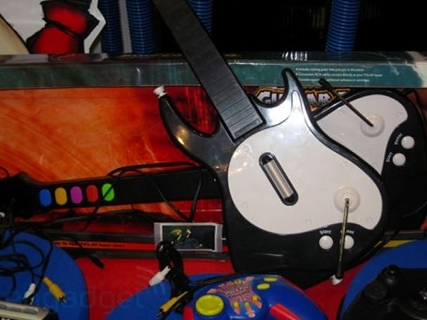 Keepin' it real fake, part CXI: Guitar Fever's only prescription is more cowbell