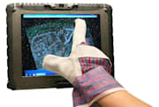 Getac figures out multitouch input for gloved hands, doesn't know the meaning of 'impossible'