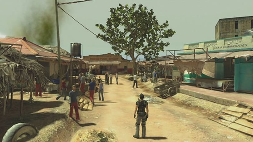 SOCOM, Siren game spaces planned for PlayStation Home release