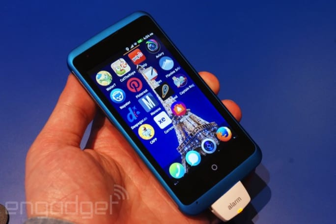 ZTE's Open C is a 4-inch Firefox OS 1.3 device (hands-on)