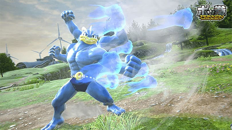 'Pokken Tournament' is the Pokémon brawler you've been dreaming of