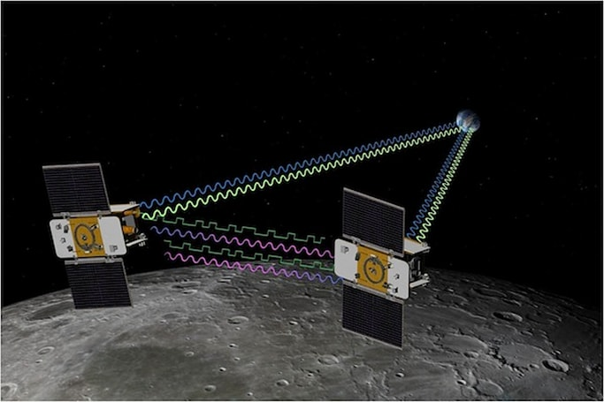 NASA's GRAIL spacecrafts enter Moon's orbit, set to map its gravitational field in March
