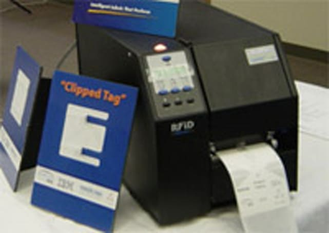 Clipped Tags: IBM's solution to RFID security woes