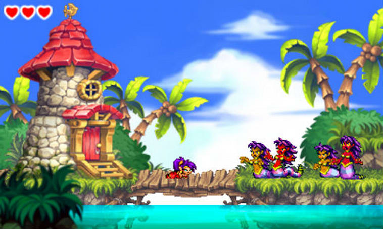 Shantae and the Pirate's Curse waylaid at sea for a few more months