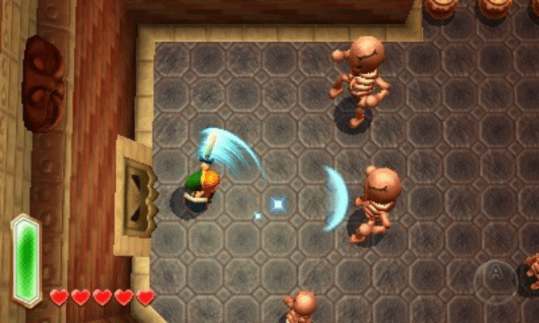 Aonuma: New 3DS Zelda will have light and dark world