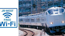 JR西日本、初の列車内無料WiFi サービスを提供。訪日外国人向けに12月1日開始