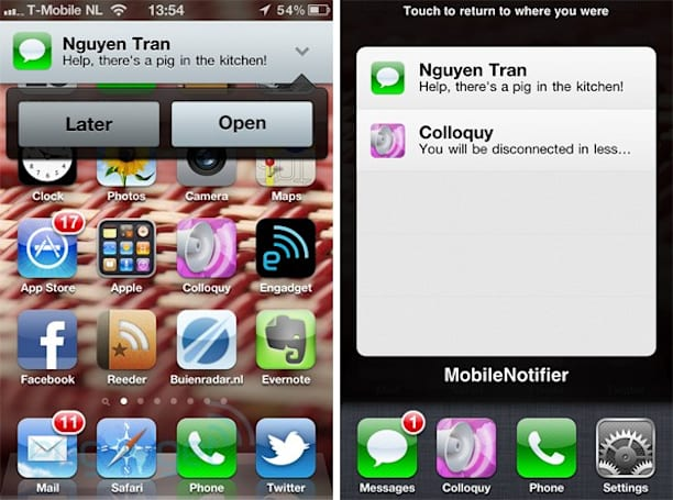 MobileNotifier: iPhone alerts improved (video)